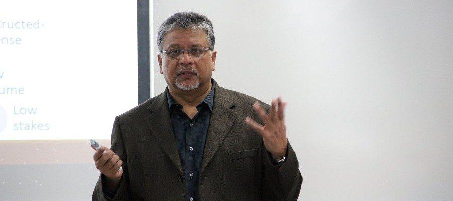 Professional Development Workshop by Dr Kunnan,  16 October 2013